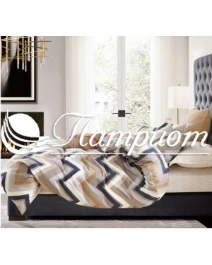 КПБ 1.5 спальный, поплин 1743